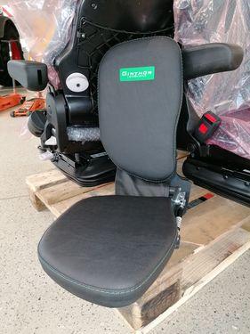 Fendt Beifahrersitz Samo