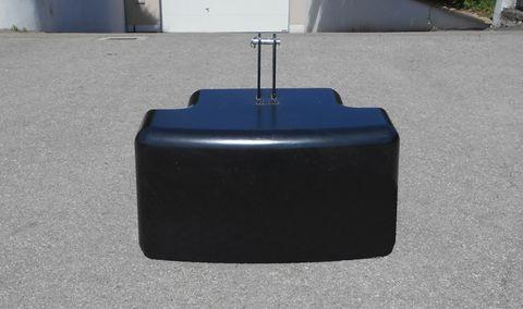 Sonstige Betongewicht 1050 kg