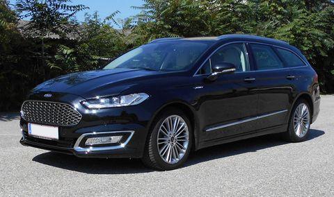 Ford Mondeo Traveller Vignale 2,0 TDCi Automatik