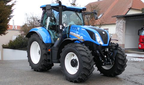 New Holland T6.180 Auto Command