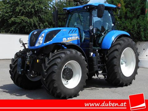 New Holland T7.23