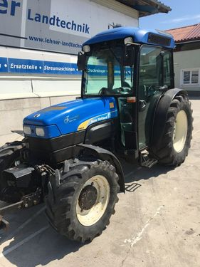 New Holland TN 85 FA DT SuperSteer