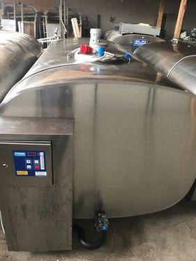 Etscheid Kühltank KT3100 m. Reinigung AWE neu