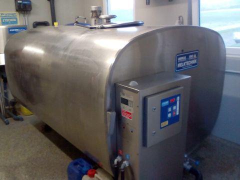 Etscheid Kühltank KT2700 m. Reinigung AWE