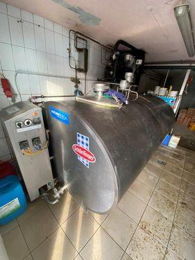 Westfalia Kühltank KT1600 m. Reinigung