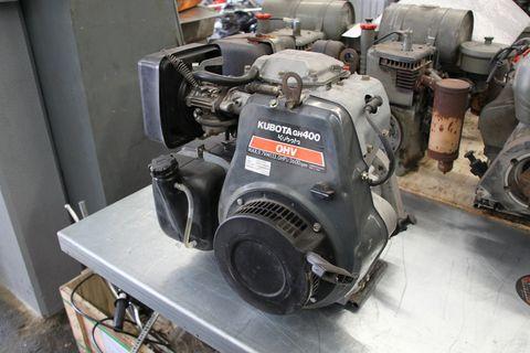 Sonstige MAG/Kubota GH400 für JET Hydro