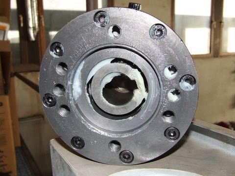 Sonstige Lamellenbremse für Hydraulikmotor
