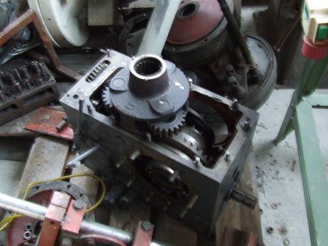 Steyr Plus 540 Getriebeteile