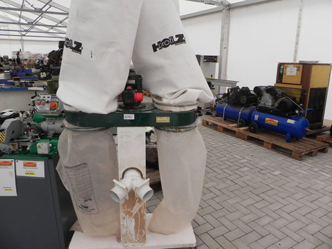 Holzprofi Absaugung Holzprofi U2000 Duo gebraucht