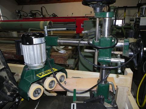 Holzprofi 3 Rollen Vorschub Holzprofi HP1340  gebraucht