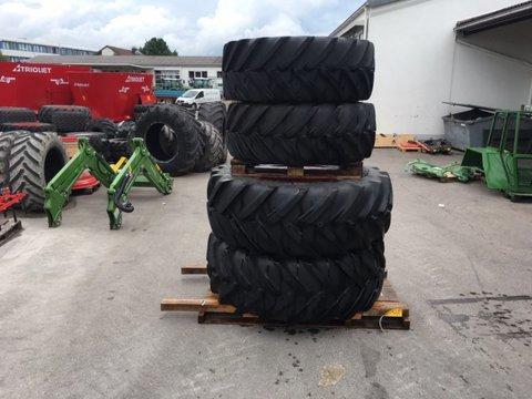 Fendt 540/65 R28 & 650/65 R38 Michelin MULTIBIB passen