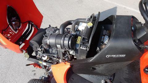 Kubota GR 2100 MKII 4WD