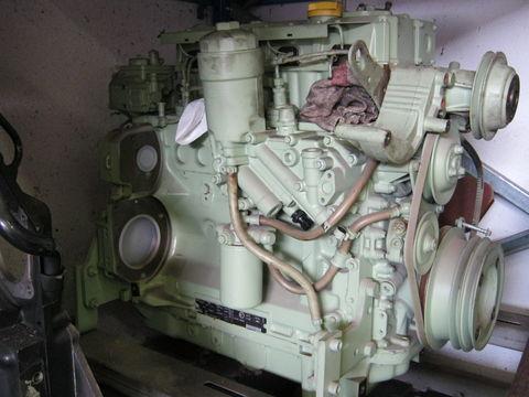 Deutz Deutz 4 und 6 Zylinder wassergekühlt