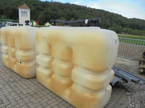 Sonstige Heizöltank Dieseltank Wassertank 2.000l