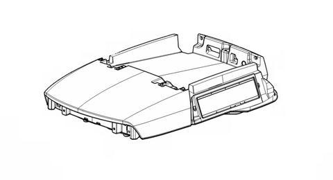 Sonstige Dachhaube für Same Deutz Lamborghini