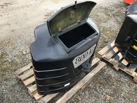 Sonstige Kaber 800kg mit Werkzeugbox