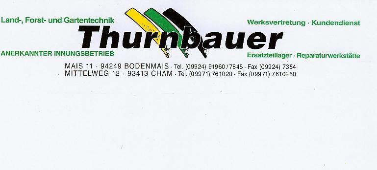 Thurnbauer Land-, Forst- und Gartentechnik