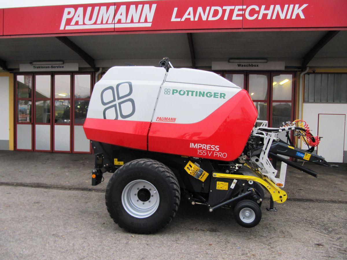 Pöttinger IMPRESS 155 V Pro