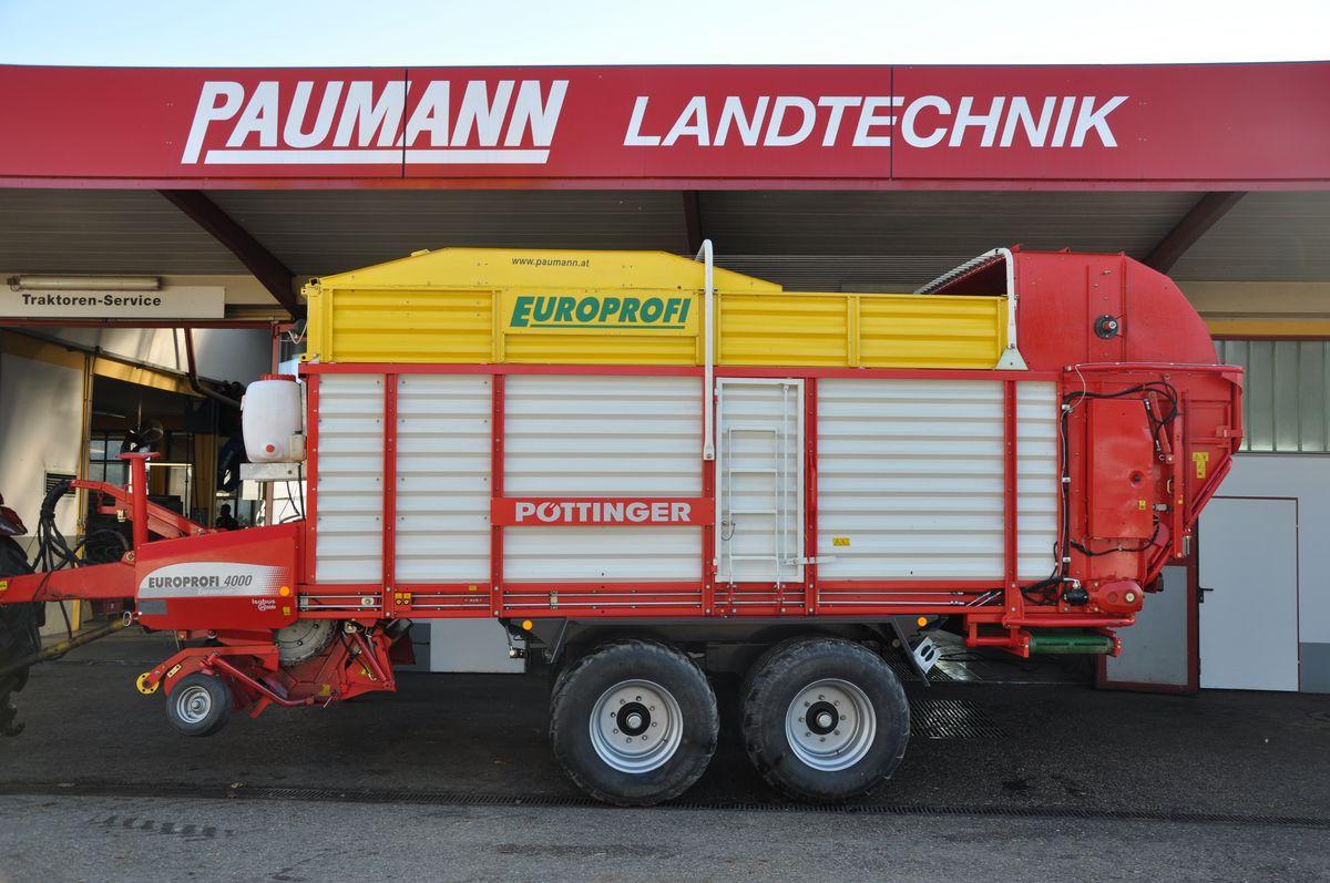 Pöttinger Europrofi 4000 Euromatic