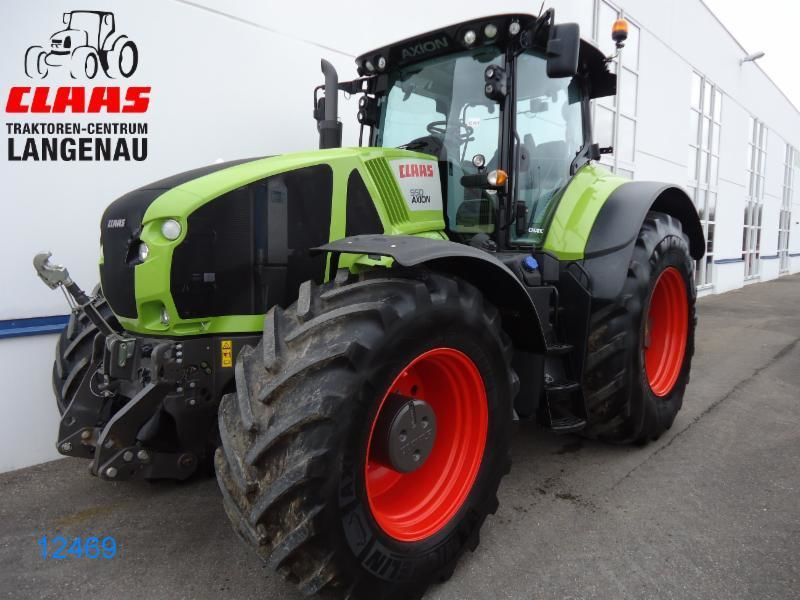 claas axion 950 cmatic - 1000