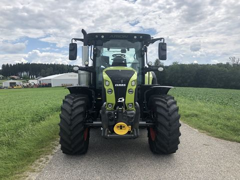 Claas Arion 510 CEBIS CMATIC