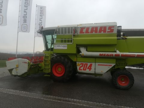 Claas Mega 204