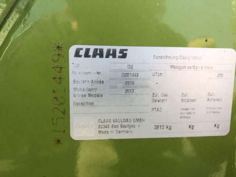 Claas Orbis 750 T