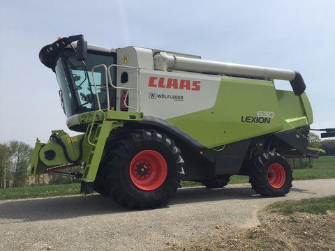 Claas Lexion 630 (Stage IIIa)