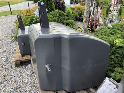 Claas 1100 kg Betongewicht NG