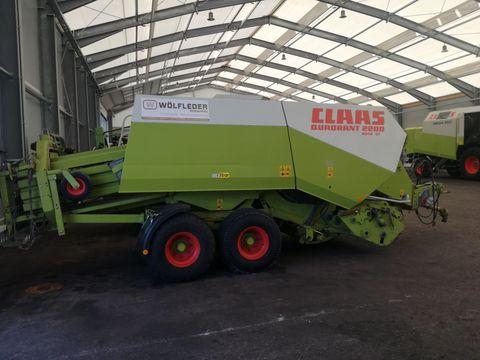 Claas Quadrant 2200 Roto UT