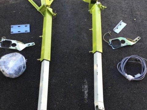 CLAAS Halterung für Laserpilot