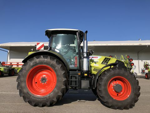 Claas ARION 660 Le Mans - Limited Edition
