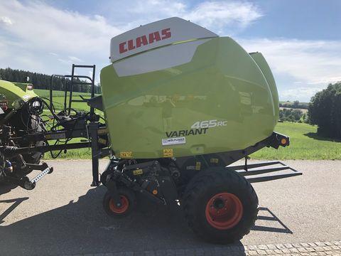 Claas Variant 465 RC