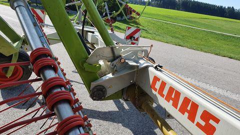 Claas Liner 1550 TWIN Profil