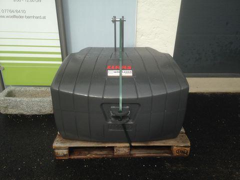 Claas Beton-Frontgewicht 1.100 kg