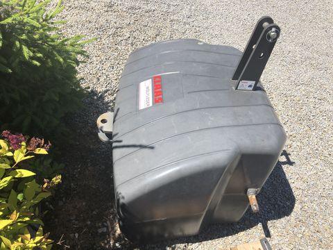 Claas 900 kg Betongewicht NG