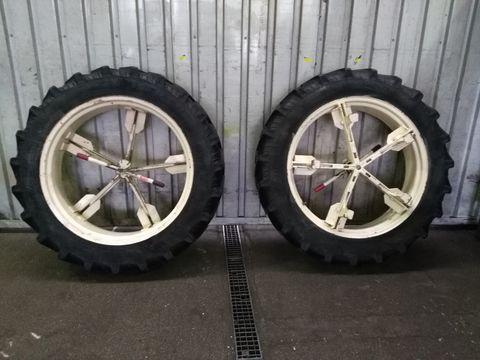 Taurus Kock Zwillingsräder komplett inkl. Reifen