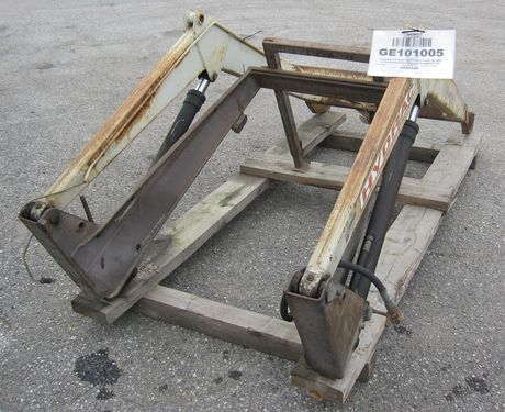 Hydrac Frontlader Mechanisch