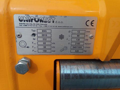 Uniforest UNI65GBL