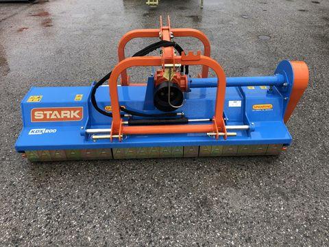 Stark KDX 200 mit hydr. Verschub und GW