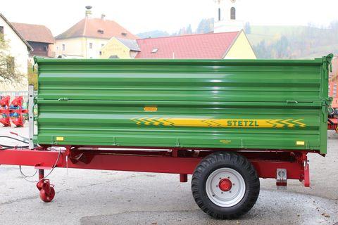 Stetzl Einachskipper 5 to Nutzlastst