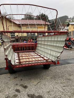 Pöttinger Ladewagen Hit I mit Gelenkwelle