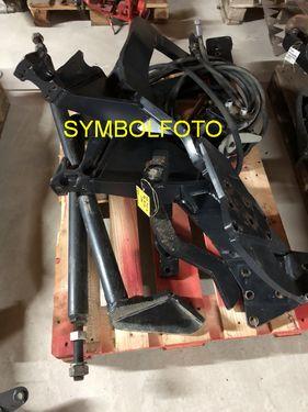 Hydrac Freisichtkonsole zu Steyr, New Holland, Case