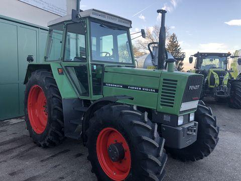Fendt Farmer 310 LSA 40 km/h