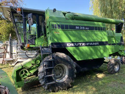 Deutz Fahr M 3580
