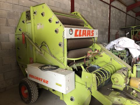 Claas Rollant 62