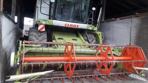 Claas C 390