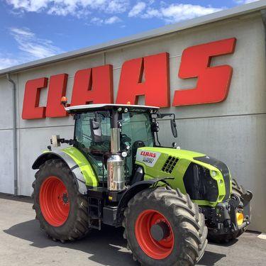 Claas Arion 660 CEBIS CMATIC