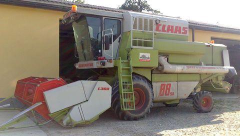 Claas Dominator 88 SL Maxi