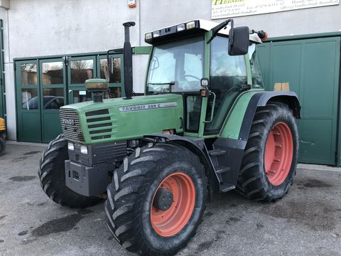 Fendt Favorit 509 C